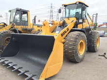 Used Wheel Loader SDLG LG953 For Sale Good Working Condition Low Price