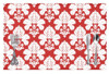 100 % Cotton Printed placemat