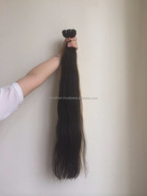 Professional natural looking grade 7a virgin Vietnamese straight hair