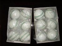 Internationally Passed White Cricket Leather Balls