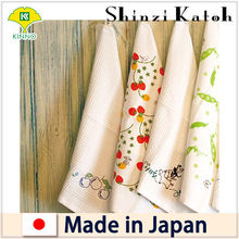 Traditional Japanese towel manufacturer looking for agents overseas , purchase order forms available