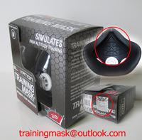 2015 hot new Elevation training mask exercise fitness sport mask high altitude simulates