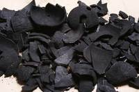 100% Natural Coconut Shell Charcoal Granules