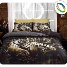 hot selling printed bed set polyester bed sheet set Selecting Different Attractive Magnificent