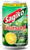 Sagiko Calamansi Drink 330ml