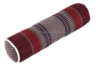 Small bolster cylindrical pillow