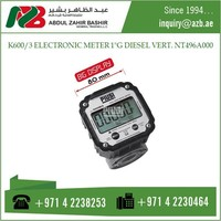 """K600/3 ELECTRONIC METER 1""""G DIESEL VERT. NT496A000"""