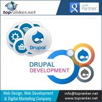 Custom Drupal Ecommerce Website Development Service Provider
