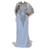 Dubai style kaftan farasha abaya stunning party dress