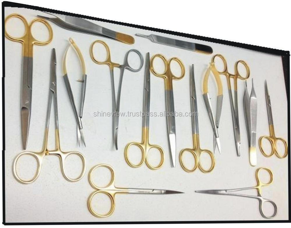 Menor Micro Cirugía de Sutura