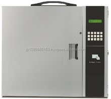 IC card locking durable smart key system storage to prevent unauthorized access