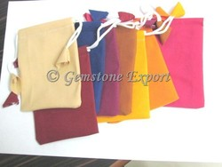 Color Valvet Pouch - Suppplier of Valvet Bags : Multi Color Gift Pouches