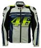 Motogp Valentino Rossi vr46 Cowhide leather motorbike Jacket