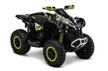 Free shipping for 2015 Can-Am Renegade X xc 1000 - Digital Camo & Manta Green
