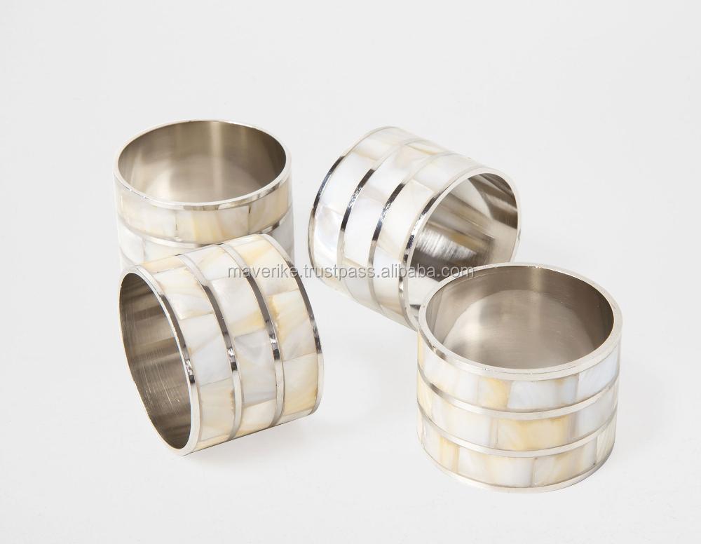 napkin ring wholesale napkin ring wedding napkin ring buy pearl