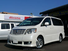 used Toyota alphard 2005 MZ from Japan