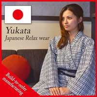 Comfortable and easy to use Japanese Kimono , order manufacturing