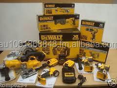 DEWALT XR 18V 18VOLT 4 AH 4AMP CORDLESS LI-ION COMBO 11 KIT + DCB182 BATTERY