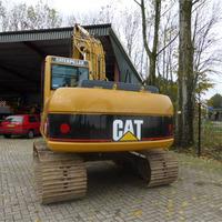 Cat 312 used excavator for sale in Shanghai China, used caterpillar excavators