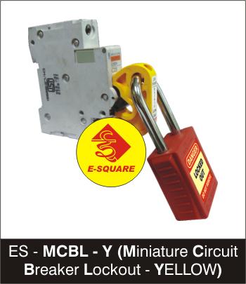 Miniature Circuit Breaker Mcb Lockout Buy Electrical