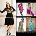 el más nuevo diseño de moda y hermoso vestido bonito ropa