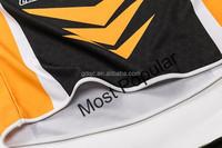 Cheap Custom Sublimated Ice Hockey Socks with Velcro for Team League