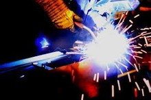 Customized metal parts fabrication services.