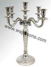 Silver centerpieces for wedding and party manufactured by top notch company in India