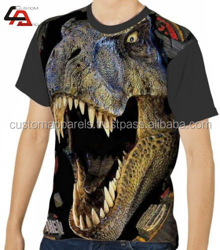 High quality sublimation t shirts custom sublimation for Full size t shirt printing