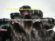 virgin remy indian wavy human hair from indian