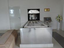 mobile crematorium incinerator for human
