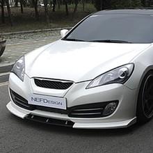 H85s Lip Aeroparts Body Kit for 2008-2011 Hyundai Genesis Coupe