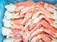 Mejor calidad de la nieve congelada cangrejo