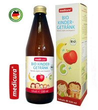 Organic drink for children - pure natural drink - bio - Private Label Possible - MEDICURA