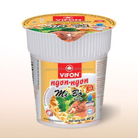 Vifon Ngon Ngon Instant Noodle with Beef Flavour 60g (cup)