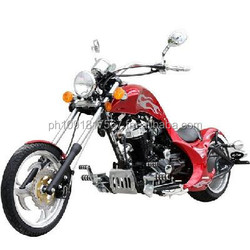 Cheap Sales+ Free Shipping 250cc Custom Built Scorpion Chopper Motorcycle Street Legal