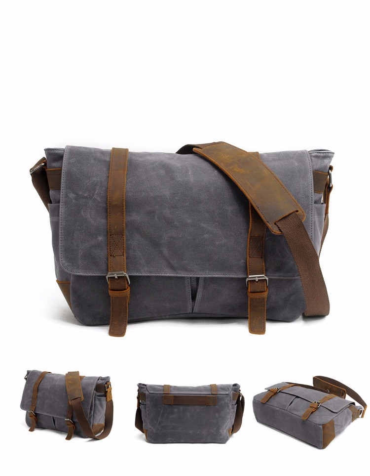 canvas messenger bag with leather trim  (11).jpg