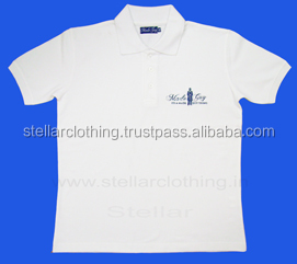65% cotton 35% polyester Men\'s Polo T-shirt - white - Made Guy.jpg