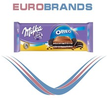 Milka & Oreo 300g Chocolate