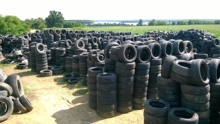 SECOND HAND PCR/TBR USED TYRES