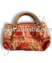 Bolsos bordados, hombro de la lona, algodón orgánico tote bags wholesale
