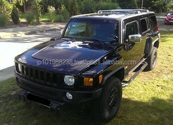 USED CARS - HUMMER H3 PICK UP (LHD 7063 GASOLINE)