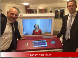 NEW! Video Assisted Kiosk for Virtual Desks, Virtual Counters, Virtual Tellers.