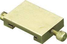 TRUSCO linear isometric stopper brass 1 m for