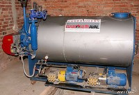 Steam generator GMT 60, Steam production- 600 kg/h , yaer 2006