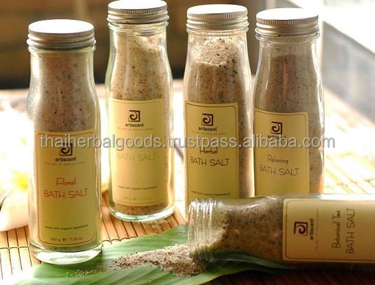 Aroma sal de ba o tailandesa naturales productos de spa - Articulos para spa ...