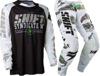 Shift Motocross Auto racing Sports %100 Sublimation Garments Wears ( Gear Sets)