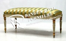 french neoclasscal solid wood hand carved luxury chaise lounge