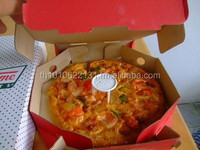 wholesale and customized pvc artificial italian pizza fake food for display