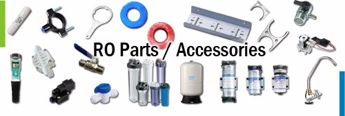 Bottom RO Parts, Tube COnnector, Storage Tank Filter Housing, Ball Valve, Boost Pump, Ceramic Faucet, Water Tester Kit.jpg
